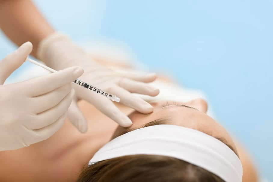 What are Botox injections made of?